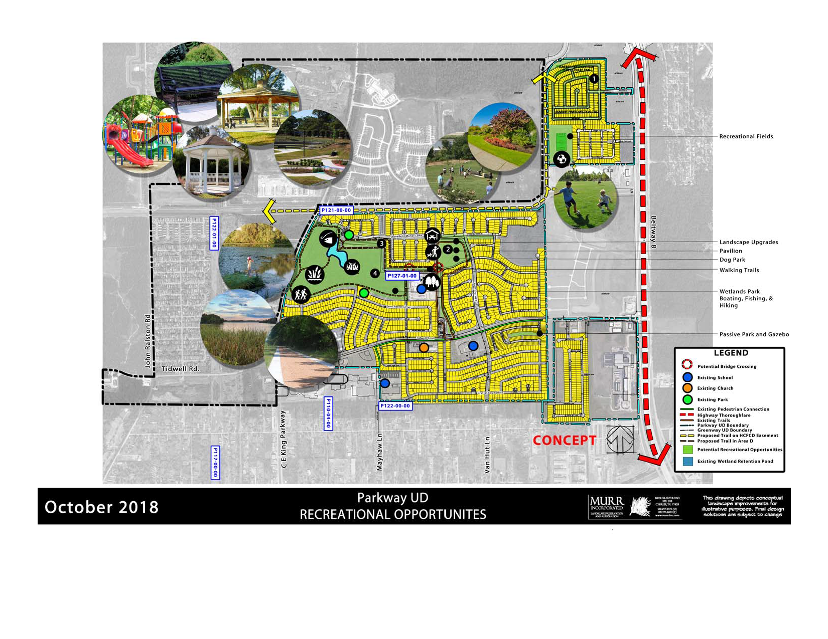 Proposed Parks and Recreational Master Plan